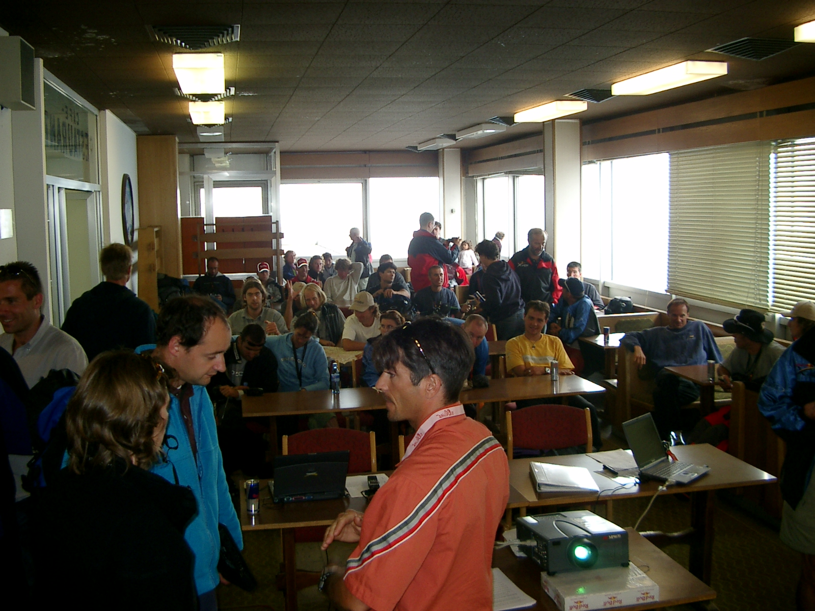 allererstes XAlps-Briefing