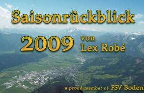 PG-Saisonrückblick 2009