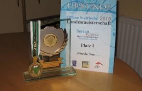 17.4.10: offene Steir. Landesmeisterschaft 2010