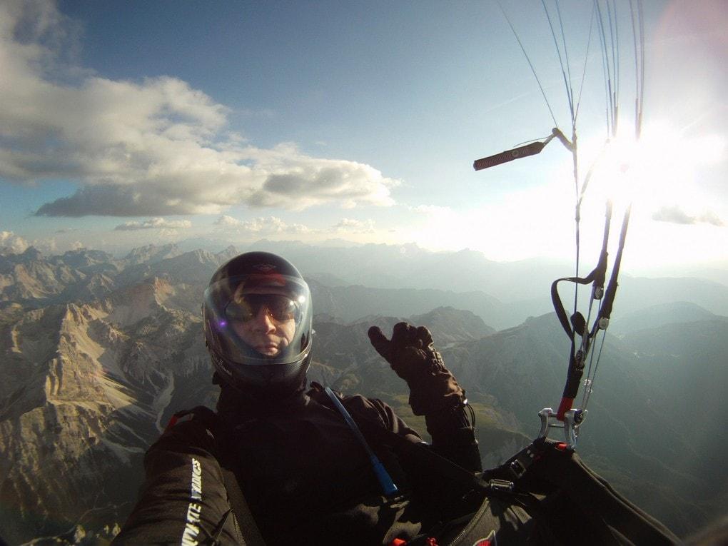 21.08.10: Grente 214km FAI-Dreieck
