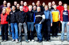 10.02.07: NC-Liga - Trainingslager Dorfgastein