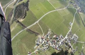 30.03.11: 133km FAI vom Sender Kleinerberg - früh im Jahr...