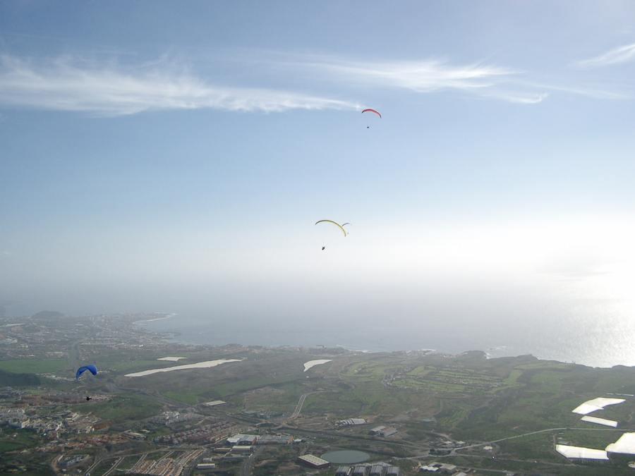 24.01.03: Teneriffa - die Fluggebiete