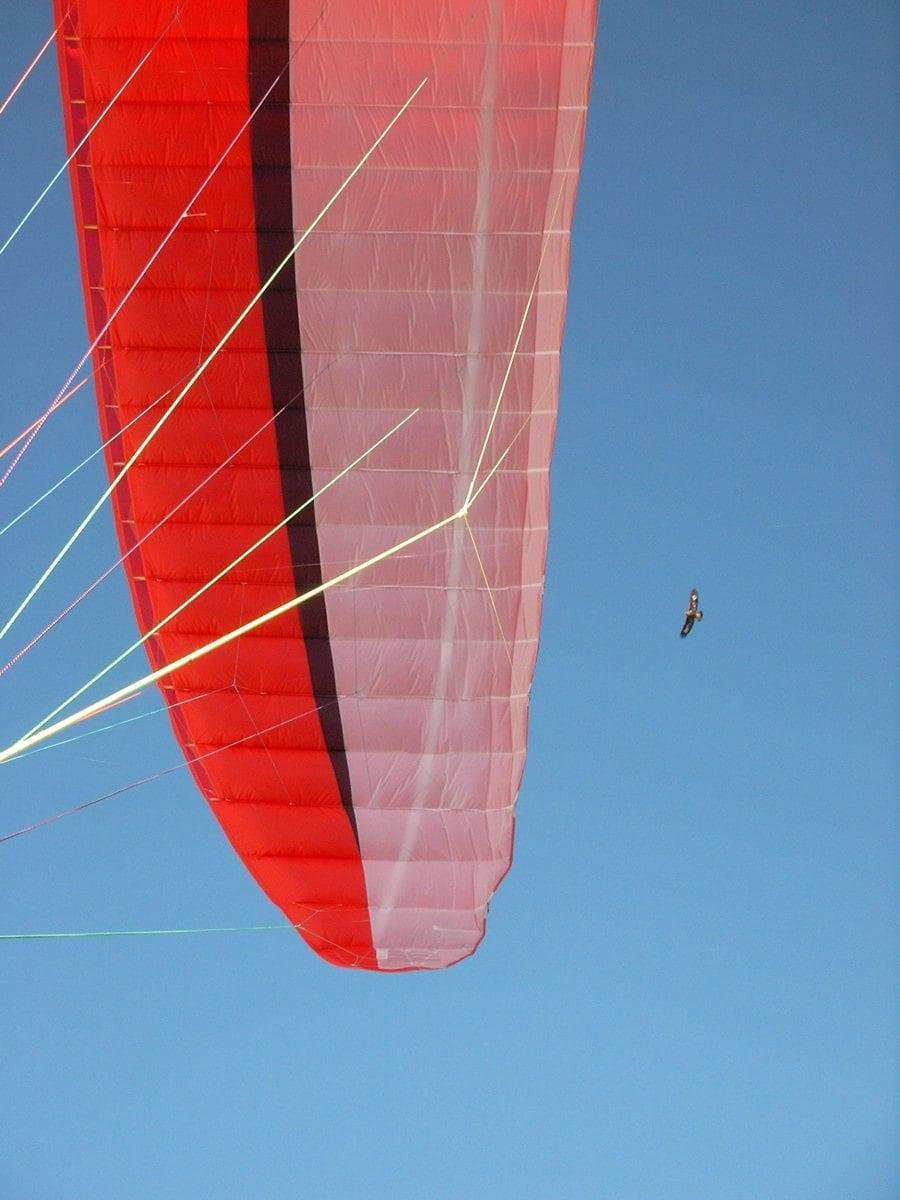 09.03.02: Erster echter Thermikflug vom Gampersberger - *sehr empfehlenswert!*