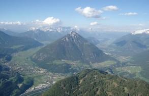 25.05.04: Schnifis -> Imst (über Hochjoch, Arlberg, Riffler, Tschirgant)