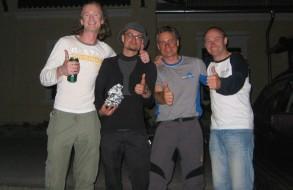 21.05.09: erstes 200er-Dreieck meiner Karriere: 207km von Sorica