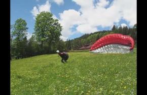 24. Mai 2008: Birgit wieder airborne!