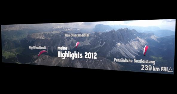 BestOf 2012: Saisonrückblicksvideo online