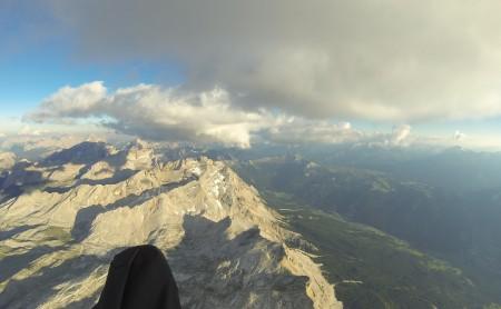 1.8.13: 240km bei Traum-Panoramen von der Grente/ITA - Südtirol Teil 1