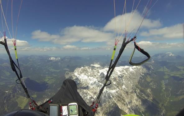 Mission Accomplished: 247km MEGA-FAI-Dreieck vom Stoderzinken!