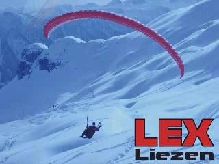 Soaring am Loser 2003 - Flo & Lex