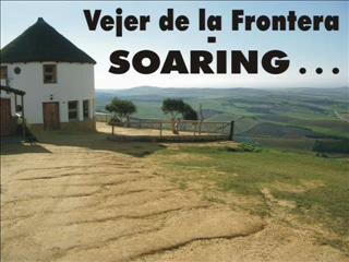 Soaring in Vejer De la Frontera (E)