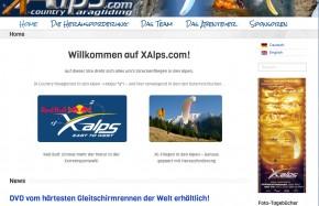 Red Bull XAlps 2003-Teilnahme