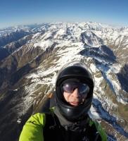 Ab 16 Uhr wird Südtirol zu einem wahrlich köstlichen Leckerbissen im Fliegerleben: Hohe homogene Aufwinde und Traum-Panoramen. Blieb nur die Frage: wie lang würden sie halten?