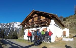 2: Blitzblauer Himmel lachte herunter auf die Vertreter von XC-Styria und XC-Abtenau