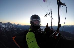 19.04.15: 259km FAI-Dreieck von der Grente/ITA