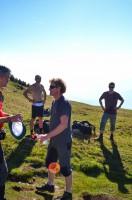 6: Vlnr: Werner, Tommy, Robert, Bodo und Jörg