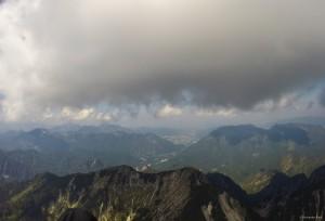 35: ...bevor es mit Basishöhe weiter Richtung Chiemgauer Alpen ging