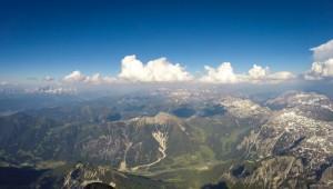 60: Bummerl über der Steinfeldspitze, östlich der Tauern-Autobahn