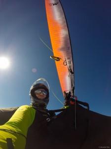 63: Mit meiner Gleitmaschine Ozone Mantra M6 ein wahrer Hochgenuss heute zu fliegen!