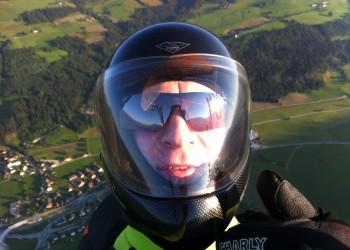 1. Juli_2: YESS – trotz Rausziehen des letzten Wendepunkts, das Heimkommen noch ausgegangen – Zeit für ein Selfie! :-)