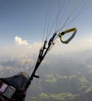 14: Vom Gurnwandkopf mit leichtem Schiebewind und Vollgas zum Mühlsturzhorn