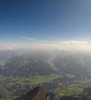 24: …mit wiederum 3500m zur Querung in das Rauriser Tal ansetzte