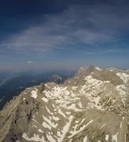 5: Auf Höhe Scheichenspitz bereits genügend Höhe, um auf mein Stammbummerl über dem Duregg direkt hinzustechen