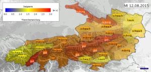 Mi_Wetter1: Alptherm befand Südtirol für GUT