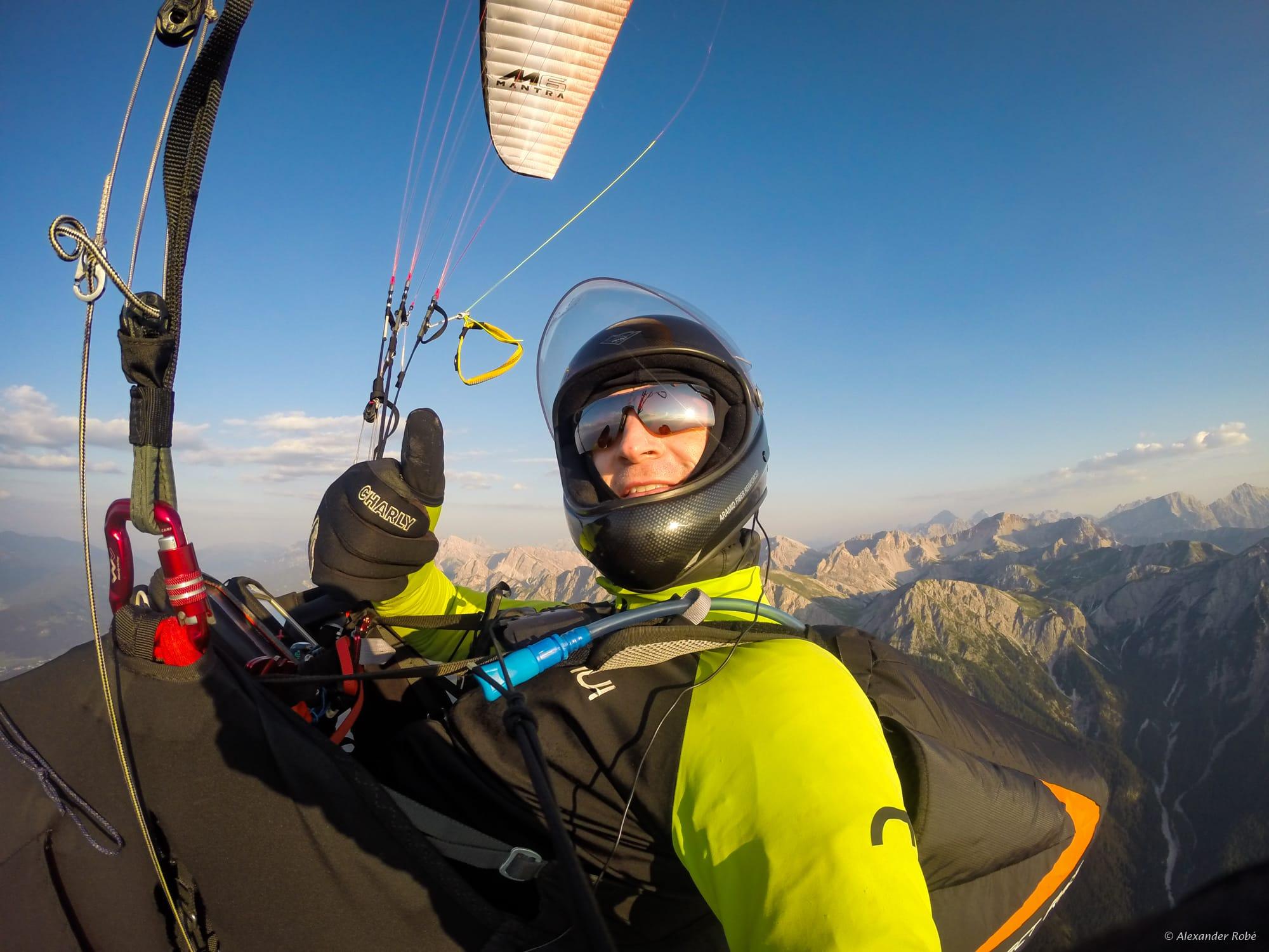 ergiebiger grente ausflug 535 fai km sichern f hrung in xc wm weiter ab paragliding homebase. Black Bedroom Furniture Sets. Home Design Ideas