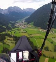 Mi_38a: Was mich zumindest wieder nahe genug an meinen FAI-Rekord Abflugpunkt brachte – sogar <300m; Mission accomplished - genial! :-)))
