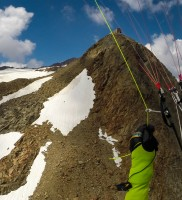 Di_18: Das Becherhaus: die höchstgelegene Schutzhütte Südtirols