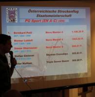 9: Liga-Chef Stefan Brandlehner moderiert professionell wie immer