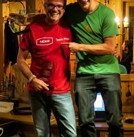 10:  XC: Fun- & Sportklasse-Sieger Bernhard Peßl und Werner Luidolt