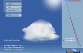 Wolken selbst gemacht