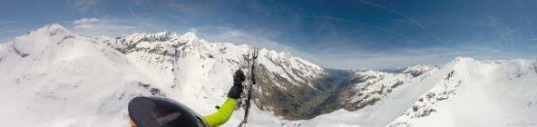 Ein lang gehegter Traum geht in Erfüllung: Meine erste Alpenhauptkammquerung - von der Grente nach Liezen!