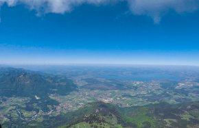 27.5.17: 295km FAI-Dreieck an einem Stoderzinken-Hammertag!
