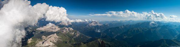 Mein erstes 300er-FAI in den Alpen ist geknackt!