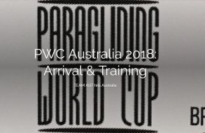 16. & 17.02.18: PWC Bright - Arrival & Training