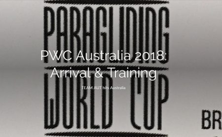 16. & 17.02.18: PWC Bright - Arrival & Training
