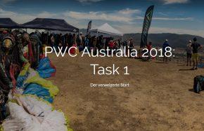 18.02.18: PWC Bright - Task 1 über 87km