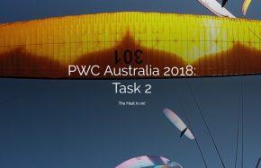 20.02.18: PWC Bright - Task 2 über 89km