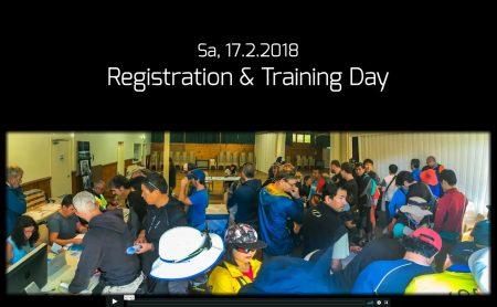 PWC Australia: Arrival & Training Day