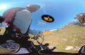 16.06.18, Grente: 297km FAI-Dreieck in 360°