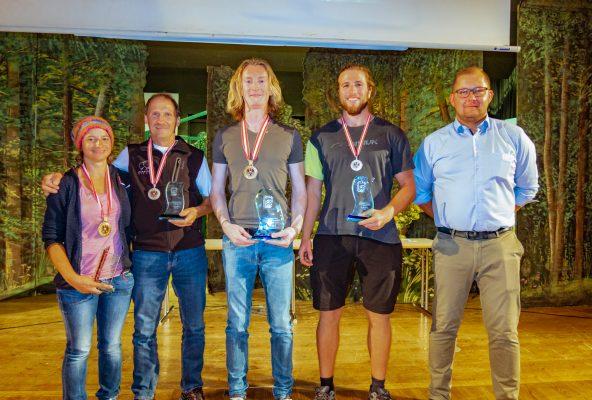 Geschafft: Streckenflug-Staatsmeister 2018