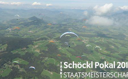 Österr. Staatsmeisterschaft Paragliding, Schöckl Pokal - TASK 1
