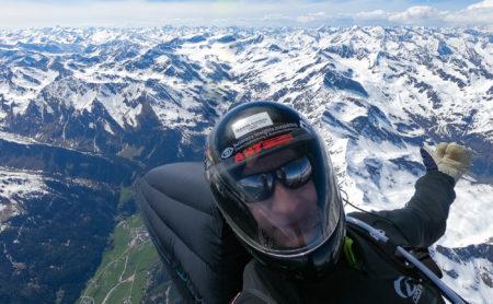 24.05.19: 272km FAI-Dreieck von der Grente