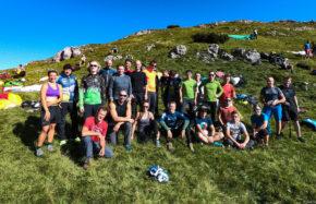 08.08.20: Endlich Alpennordseite: 234km FAI-Dreieck
