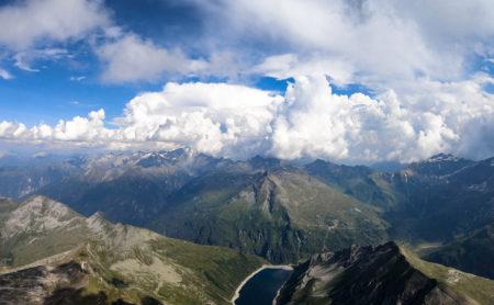 10.08.20: 243km FAI-Dreieck vom Stoderzinken